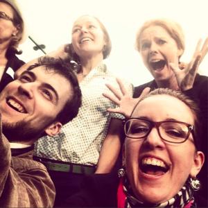 "Blogger Selfie am ""Klassentreffen"""